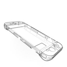 Hard PC Protection Cover Switch NS NX Case Crystal Shell Console Controller Accessories Transparent for Nintend Nintendo ONLENY