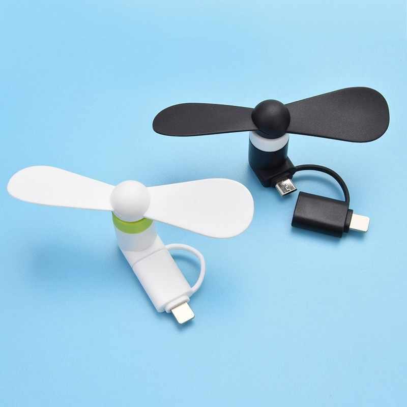 Tragbare Flexible Mini Fan Biegsamen abnehmbare USB Fan Low power für für PC für laptop Für Handy Fan