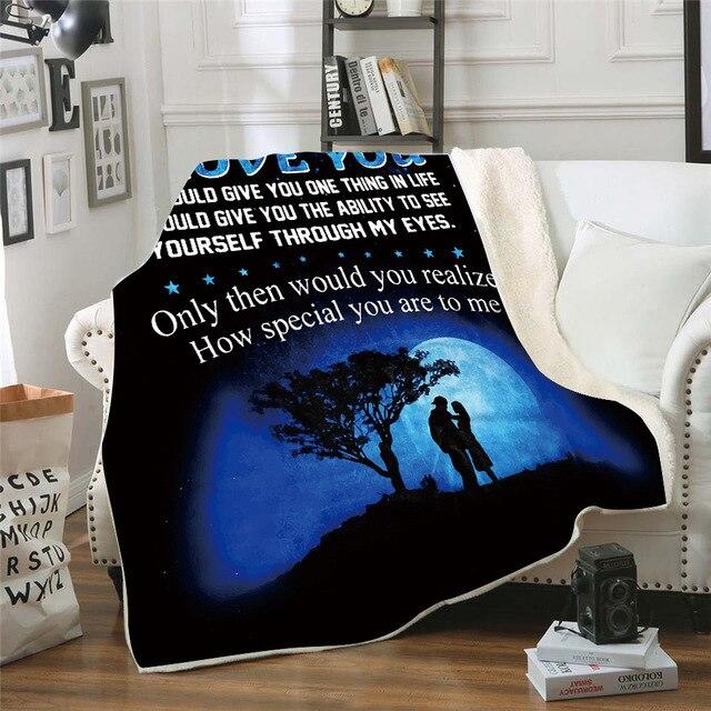 Купить флисовое одеяло tearcher с 3d принтом для кровати пешего туризма картинки цена