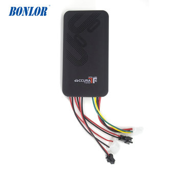 GT06 Mini Car GPS Tracker SMS GSM GPRS Vehicle Online Tracking System Monitor Remote Control Alarm for Motorcycle Vehicle GPS image