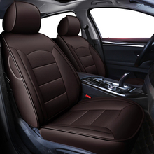 Kokololee custom אוטומטי אמיתי מושב עור כיסוי עבור bmw e46 e36 e39 e90 x1 x5 x6 e53 f11 e60 f30 x3 e83 מכוניות מושב כיסוי