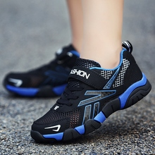 2020 Spring Autumn Boys Shoes Casual Sports Pu Leather Kids Sneaker Moccasins Solid Anti slip Children Shoes for Boys