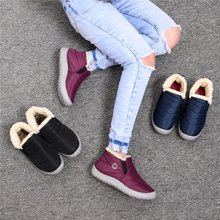 Fashion Unisex Keeping Warm Womens Vulcanize Shoes Winter Sn