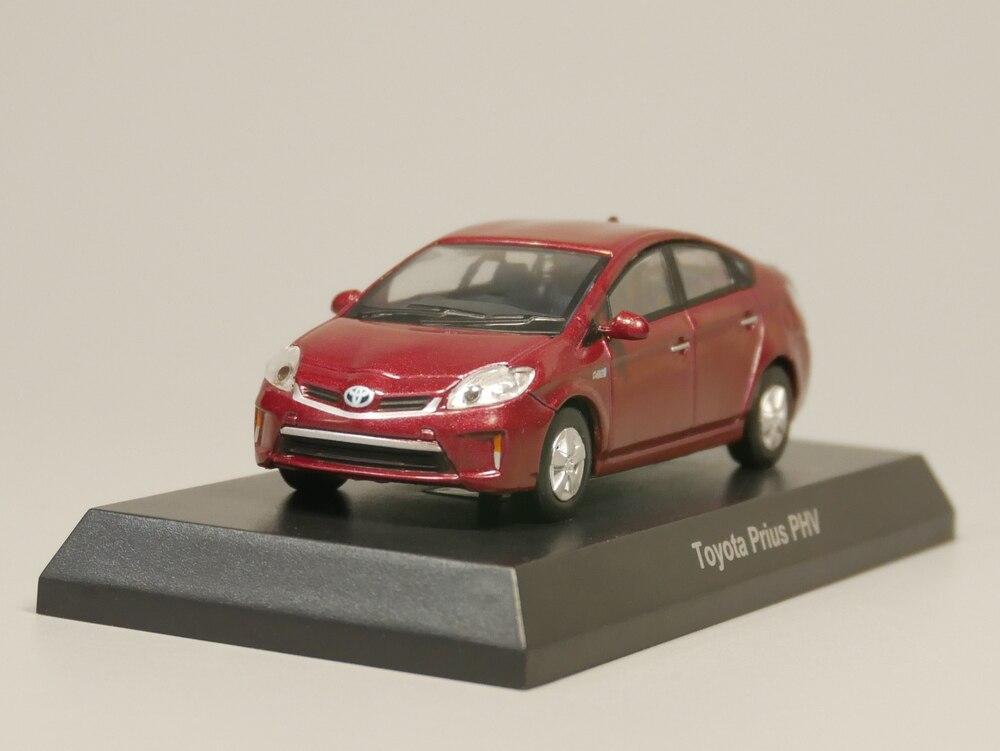 Kyosho 1:64 TOYOTA Prius PHV Diecast Model Car