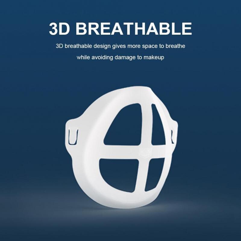 5 10 pçs suporte de máscara 3d
