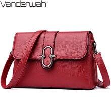 2019 Summer Style Woman Bags For Women 2018 Lock Sac A Main Leather Luxury Handbags Women Bags Designer Women Messenger Bags