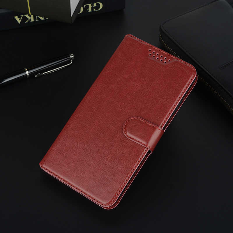 Flip עור מקרה עבור Blackview A60 פרו A7 פרו S8 כיסוי טלפון ארנק רך סיליקון Case