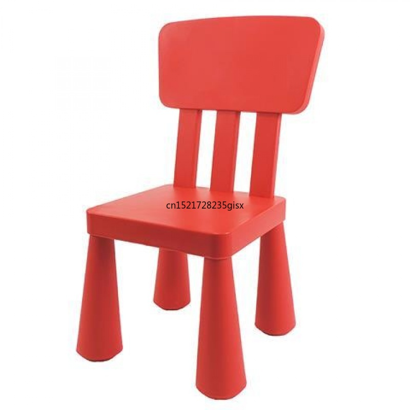 Double-deck Thickened Children's Table And Chair Baby's Table And Kindergarten's Table And Chair Round Table