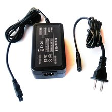 EH-5A EH-5 Digital Camera Power Supply Adapter Charger Cord Cable Kit for Nikon D50 D70 D70S D80 D90 D100 Black Durable