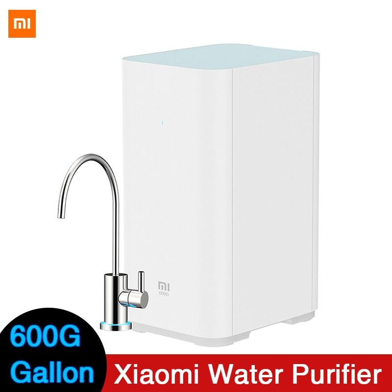 Originale Xiaomi Subacquea Da Cucina Filtro Depuratore di Acqua Ad Osmosi Inversa Acqua Tecnologia di Monitoraggio Intelligente Depuratore di Acqua