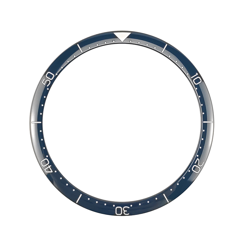 42mm 4 Color Ceramic Bezel Insert For Autavia TAG Style Watches 42-35.8mm