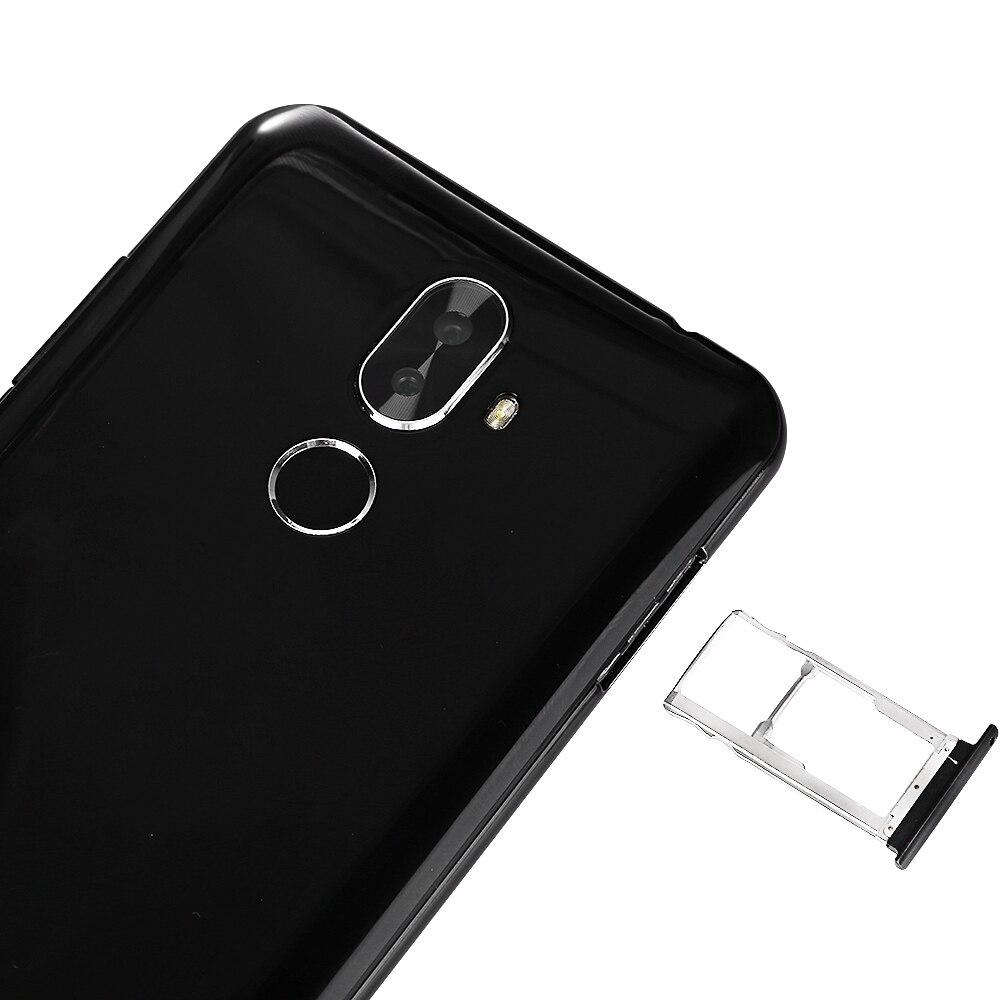 Remodelado cubot x18 plus 4g smartphone 5.99 android android android 8.0 4 gb ram 64 gb rom mtk6750t octa núcleo duplo cam telefone móvel da ue - 4