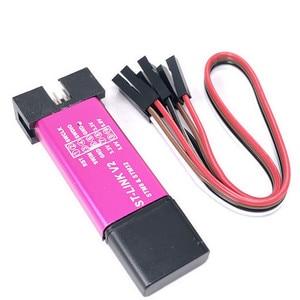 1 шт. ST LINK Stlink ST Link V2 Mini STM8 STM32 симулятор загрузки программатор программирования с крышкой|Интегральные схемы|   | АлиЭкспресс