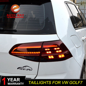 Image 4 - Car Styling for VW Golf 7 MK7 Golf7 Golf7.5 MK7.5 taillights TAIL Lights LED Tail Light LED Rear Lamp taillight Automobile