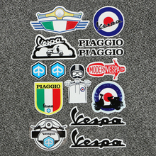 For PIAGGIO VESPA GTS GTV LX LXV LT PX PRIMAVERA 50 125 150 200 250 300 300ie Decals Motorcycle Vinyl Stickers Highly reflective