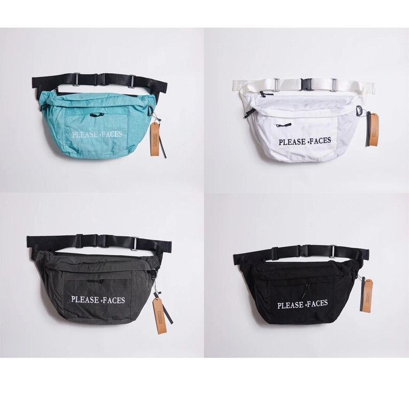 Places Faces Waist Bags 2020 New Men Women Places Faces Waist Packs Hip Hop P+F High Quality Bag Colors