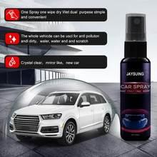 Zadrapanie samochodu powłoka polski środek naprawa Nano Spray utlenianie powłoka ceramiczna w płynie wosk samochodowy Spray
