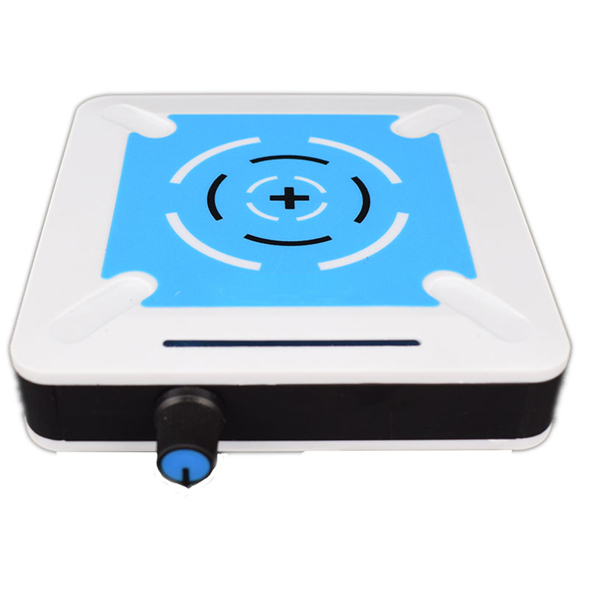 220V Portable Magnetic Stirrer Hotplate 85x85mm, 0-2500RPM,1L, Stepless Speed Regulation Magnetic Mixer Plate For Laboratory