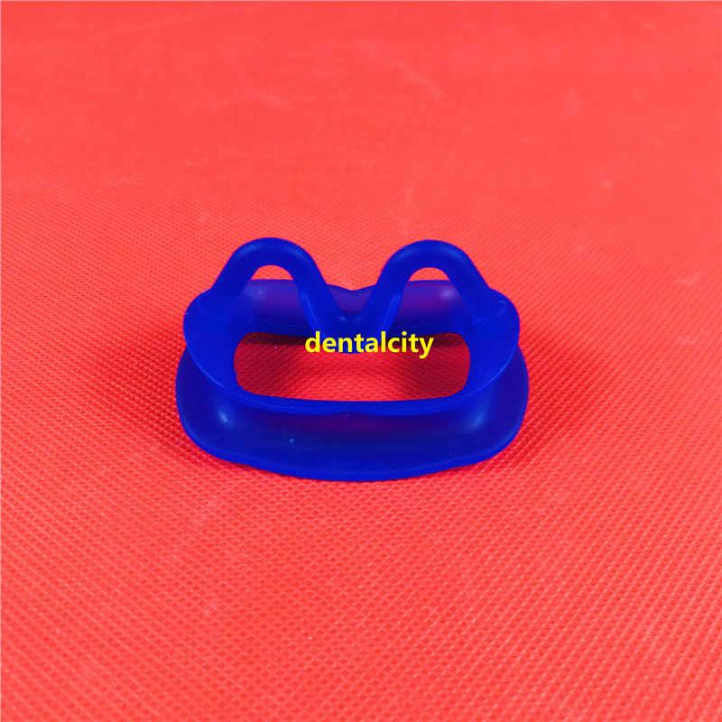 새로운 치과 견인기 연약한 실리콘 Intraoral 입술 뺨 견인기 입 오프너 뺨 확장 치과 교정 치과