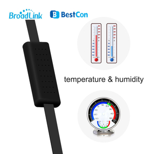 Image 3 - Broadlink Bestcon RM4C Mini WiFi IR Remote Controller Automation Modules HTS2 Smart Humidity Temperature Sensor Alexa Compatible