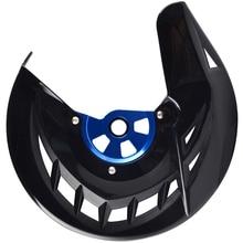 Передний тормозной диск Защитная крышка для Yamaha YZ WR YZ F WRF 125 250 450 YZ 125 YZ 250 YZ 125X YZ 250X YZ 250F YZ 450F WR250F WR450F 06