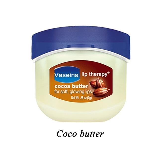 Lip Makeup Care Vaseline Lip Therapy Petroleum Jelly Lip Balm Original Cocoa Brulee 7g 0.25 Oz Lipstick 3