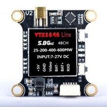 VTX5848 LITE 48CH 5.8G 25/100/200/400/600mW Switchable VTX Video Transmitter Mod