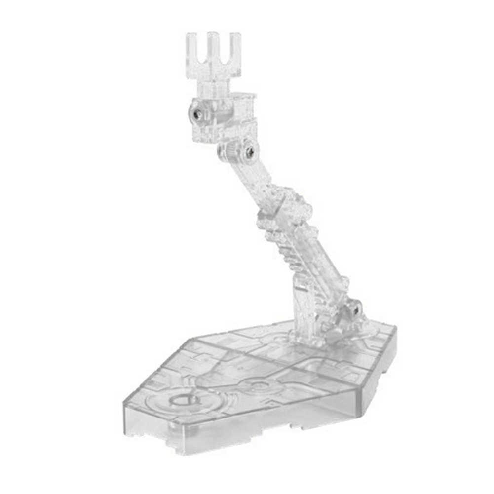 RG HG 1/144 건담 모델 장난감 소장 모델 키즈 교육 완구에 대 한 DIY 조정 가능한 액션 그림 홀더 디스플레이 스탠드 자료