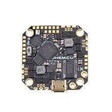JHEMCU – contrôleur de vol GHF411AIO pro F4 OSD, 25a/35a blheli _ S 2-6S 4 en 1, ESC sans balais pour Drone RC, course FPV