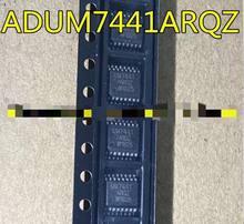 5PCS/ADUM7441ARQZ ADUM7441A ADUM7441 HUM SSOP16 NOVO