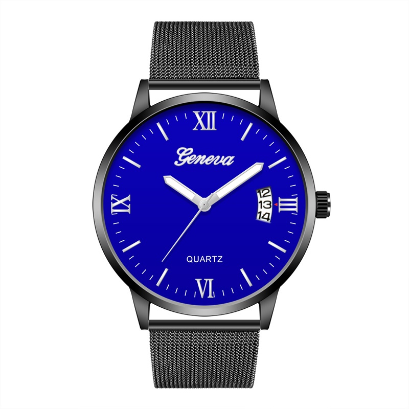 2019 Men 39 s Watch with Top Brand Date Luxury Fashion Business Stainless Steel Classic Gold Sports Quartz Men 39 s Watch in Quartz Watches from Watches