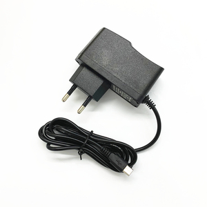 1PCS AC 100-240V to 5V 2A 2000MA conversion power adapter 5 V Volt power supply charger for Car camera DVR Micro Usb