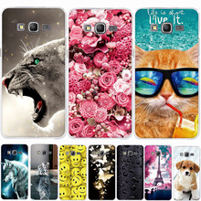 Cases For Samsung Galaxy Grand Prime Phone Case Soft TPU Sil