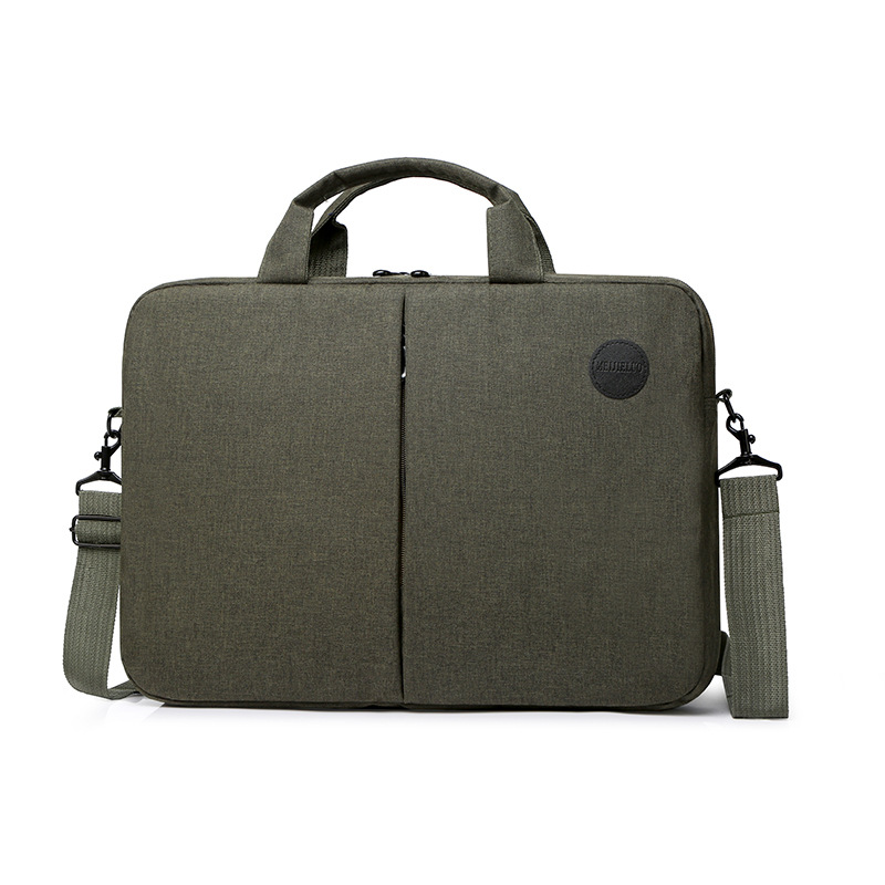 Hot Briefcase Men Business Office Crossbody Bags Casual Cover Shoulder Bags Envelope Male File Work Bag Retro For Female Male