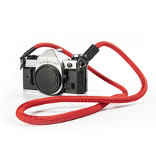 Nylon Rope Camera Shoulder Neck Strap Hiking Belt for Digital Leica Canon Nikon JA55