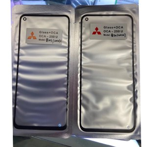 Image 5 - 5PCS Glass With OCA For HUAWEI NOVA 5I pro 5Z 5T A9i Reno 7 7SE 4 3 Y50 A53 Y91 Y71 IQ00 K30  Damaged Touch Screen Repair