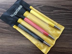 Image 1 - Brosses en fibre de laiton et acier pour la finition brossée, 3 pièces pour enlever la rouille et les rayures, livraison gratuite