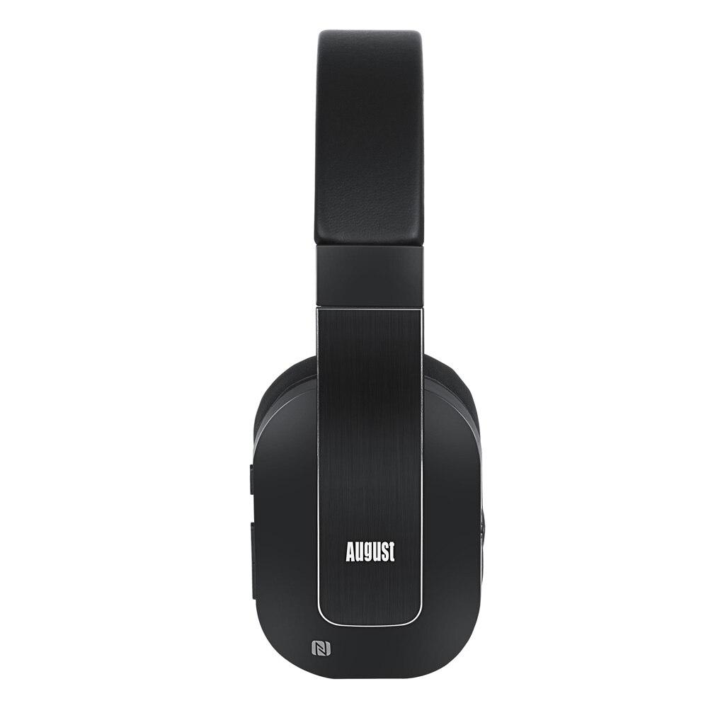 August EP750 Bluetooth наушники с AptX и активным шумоподавлением ANC - 6