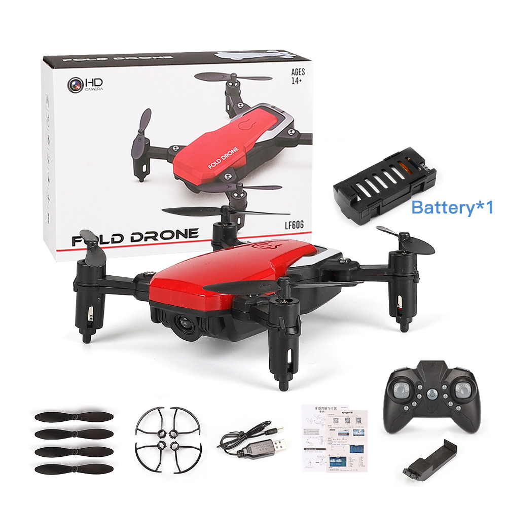LeadingStar SG800 Mini Drone With Camera Altitude Hold RC Drones With Camera HD Wifi FPV Quadcopter Dron RC Helicopter