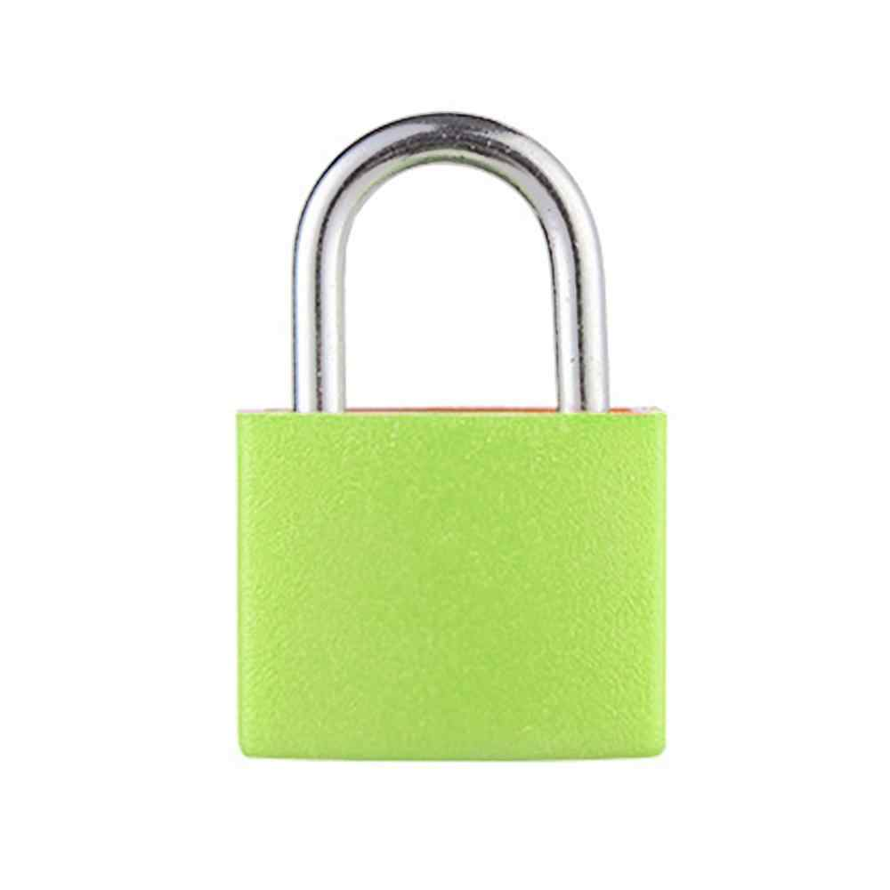 34X22 mm Small Mini Strong Steel Padlock Travel Suitcase Diary Lock With 2 Keys Waterproof High Quality Locks New #ZH
