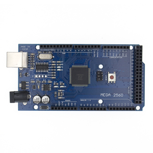 Image 3 - MEGA2560 MEGA 2560 R3 (ATmega2560 16AU CH340G) AVR USB Ban Hội Đồng Phát Triển MEGA2560 Cho Arduino