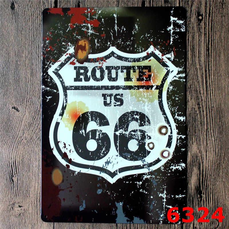 Tablica olejowa tablica znaki na metalowej blaszce w stylu vintage Home Bar Pub garaż stacja benzynowa dekoracyjne płytki żelazne naklejki ścienne plakat artystyczny