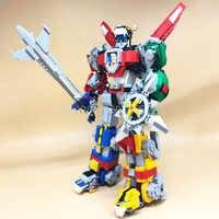 16057 Ideen Serie Voltron Defender des Universums Modell 2334Pcs Baustein Ziegel Spielzeug Kompatibel mit 21311 Kinder Geschenk