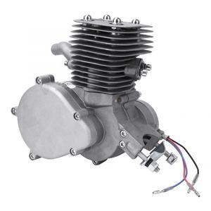 Image 3 - 100cc vélo moto moteur Kit 2 temps essence motorisé moto Kit pour bricolage vélo électrique ensemble complet vélo moteur à essence