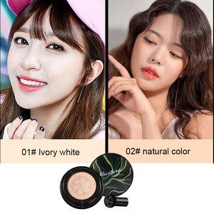 Air Cushion Mushroom Head CC Cream BB Cream Concealer Moisturizer Face Makeup Maquiagem Profissional Completa TSLM1