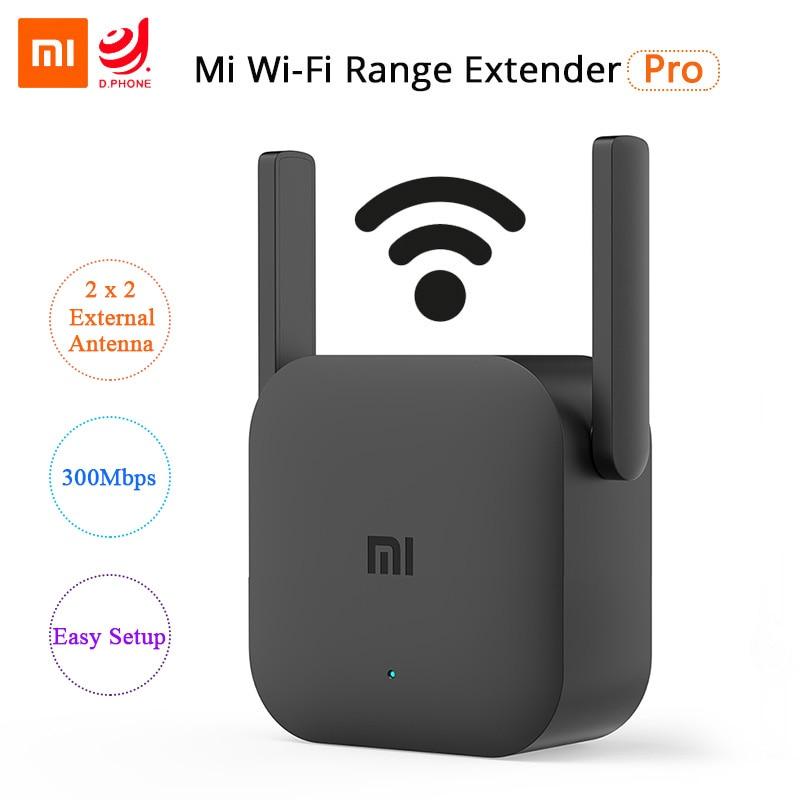 Global Version Xiaomi Mi Wi-Fi Range Extender Pro Xiaomi Wifi Amplifier Router 300M 2.4G Repeater 2 Network Mi Wireless Router