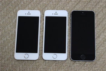 Apple iPhone 5S Dual Core 16GB/32GB/64GB ROM 1GB RAM 8MP Camera IOS Touch ID Factory Unlocked Original Cellphone 2