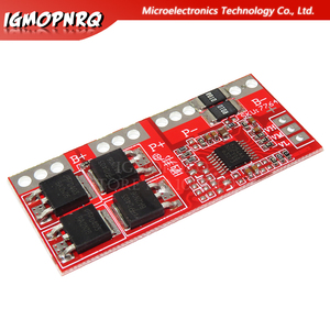 Image 5 - 3S 10A 20A 25A 30A 40A Li ion Lithium Battery 18650 Charger PCB BMS Protection Board For Drill Motor Lipo Cell Module