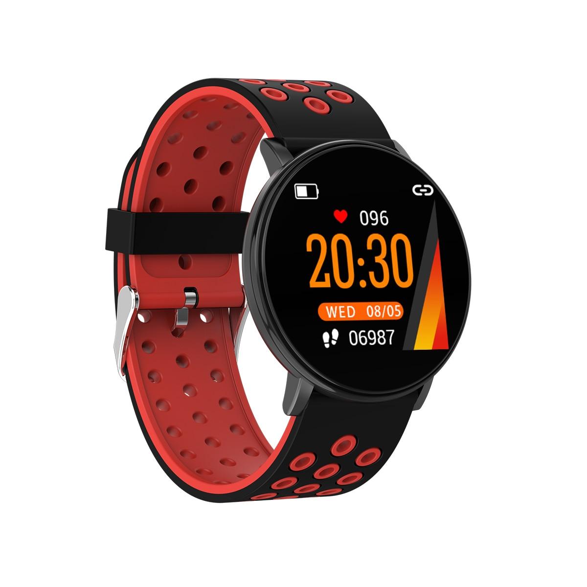 New Smartwatch  Waterproof Sports for iphone Smart watch phone Heart Rate Monitor Blood Pressure Functions For Women men Pakistan