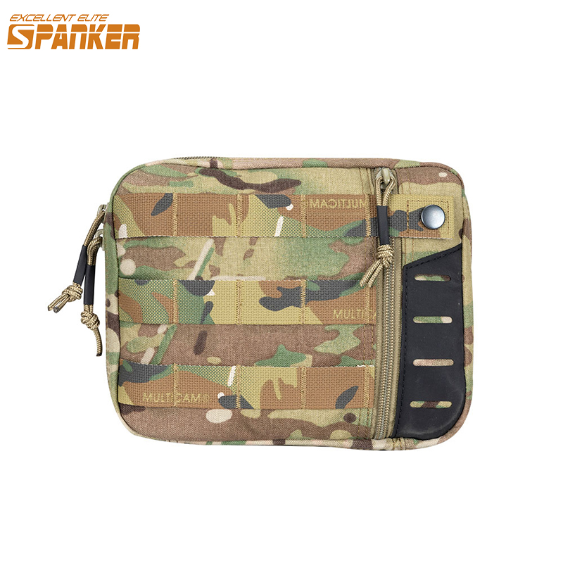 EXCELLENT ELITE SPANKER Hunting Molle EDC Pouch Outdoor Multi-Purpose Tactical Tools Kit Military Solid Waist Zipper Bags